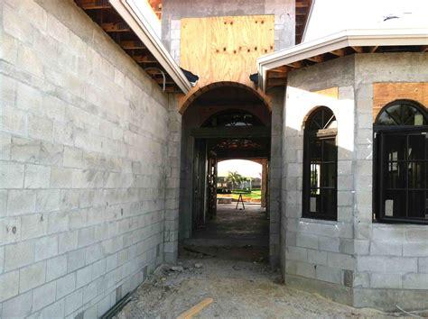 naples house building methods  construction