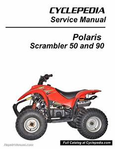 Polaris Scrambler 90 Parts