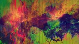 Wallpaper, Abstract, Oil, Painting, Texture, Colorful, 1920x1080, -, Symbiotecoyote, -, 1391173