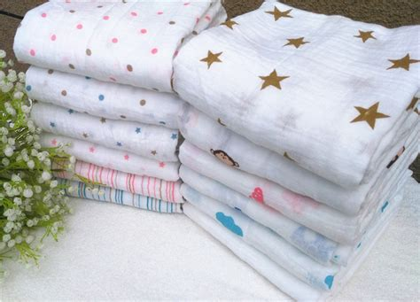 Muslin Blanket Baby Infant Newborn Blanket Baby Wrap Baby Swaddle 100% Cotton Towel-in Blanket All Night Electric Blankets Hotel Quality Down Blanket Grey Chunky Knit Throw My Baby Super Soft Plush Best Brand Lime Green Uk Twin Size In Inches Use