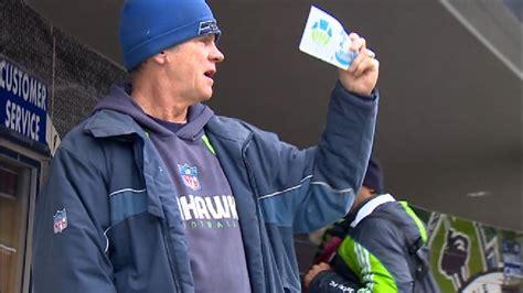 seahawks championship game  sell   minutes komo