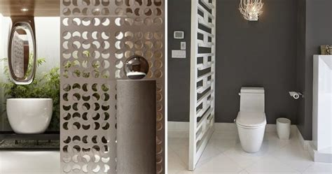 bathroom partition ideas bathroom design ideas for how to give privacy for the