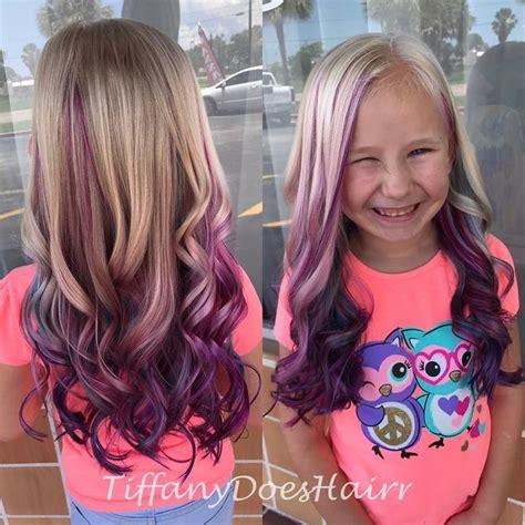 Pin By Tiffany Allen On Stylist In 2019 Hair Kids Hair