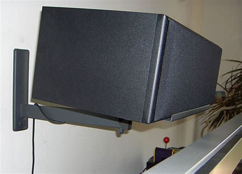 Ceiling Speaker Mounting Brackets by Center Channel Mounting Solutions