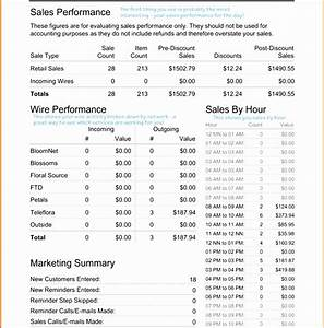 Restaurant Sales Forecast Excel Template 12 Daily Sales Report Template Excel Free Excel