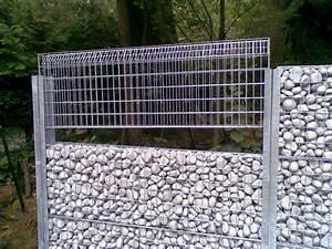 Mur En Gabion : amenagement en gabions ~ Premium-room.com Idées de Décoration