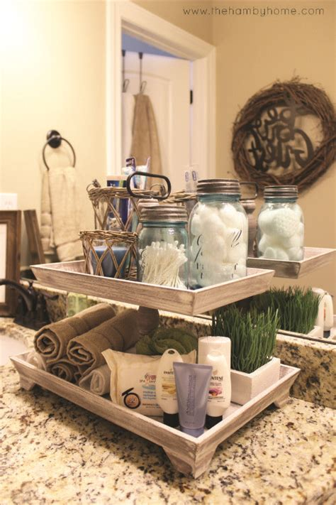 Bathroom Vanity Countertop Ideas by Best 25 Bathroom Counter Storage Ideas On