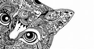 Was Bedeutet Zen : ausmalbilder muster katzen kunst pinterest mandala zum ausdrucken mandala vorlagen und ~ Frokenaadalensverden.com Haus und Dekorationen