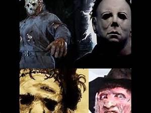 Michael VS Freddy VS Jason VS Leatherface: Who would win ...