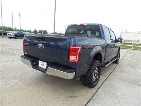 Ford F 150 Mileage by Low Mileage 2017 Ford F 150 Xlt 4 215 4 Lifted For Sale