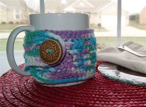 We've uncovered some of the best of the best so you can send any of these. Morning Coffee Mug Insulator Sleeve - Hand Crochet Cotton ...