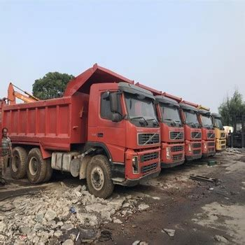 Volvo Truck For Sale By Owner by China Shanghai Korea Used Volvo Dump Truck Fh12 Fm12 For