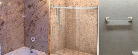 wall shower panels for oakland and san francisco