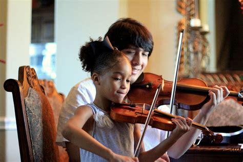violin lessons dallas learn  play violin   ross