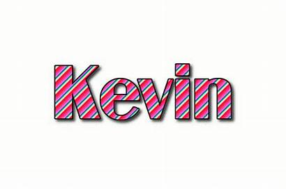 Kevin Logos Text Animated
