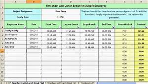 excel timesheet template for multiple employees aiyin With multiple employee timesheet template free