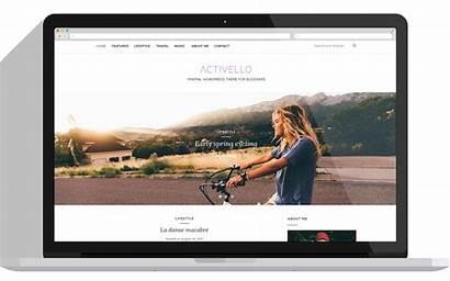 Theme Activello Wordpress Colorlib Themes Multipurpose Psdblast
