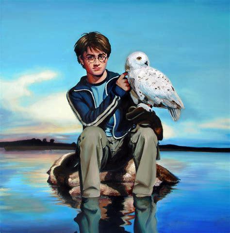 Harry Potter Wallpaper Hedwig Owl by Harry With Hedwig Harry Potter Fan 6889501 Fanpop