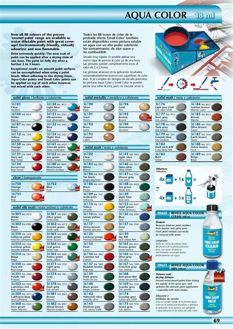 revell acrylic model paints 18ml aqua color choose