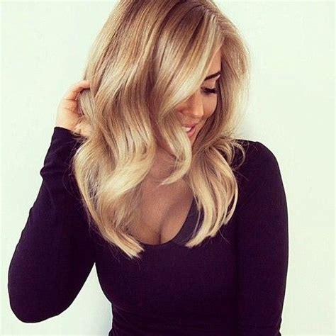best 25 medium blonde hair ideas on pinterest balayage