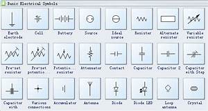Basic Electrical Diagram Symbols  With Images