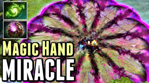 invoker dota  miracle magic hand  refresher orb