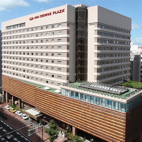 ana crowne plaza fukuoka rakuten travel