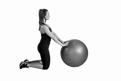 Ball Stability Abs Exercises Workouts Workout Ab