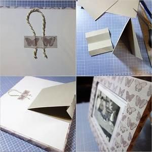 Bilderrahmen Aus Pappe : diy challenge bilderrahmen aus pappe basteln foto kreativ in szene setzen perlenkuchen ~ Watch28wear.com Haus und Dekorationen