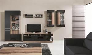 Meuble De Rangement Salon : meuble de rangement mural 1 porte vente salon pas cher ~ Dailycaller-alerts.com Idées de Décoration