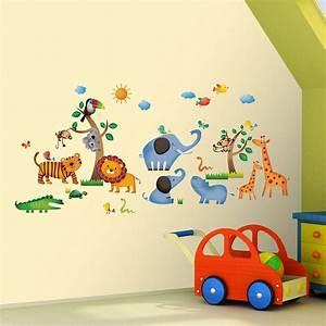 Sticker Für Die Wand Kinderzimmer : wandtattoos kinderzimmer verschiedene ~ Michelbontemps.com Haus und Dekorationen
