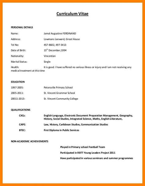 15728 simple format for resume 7 simple resume format legacy builder coaching