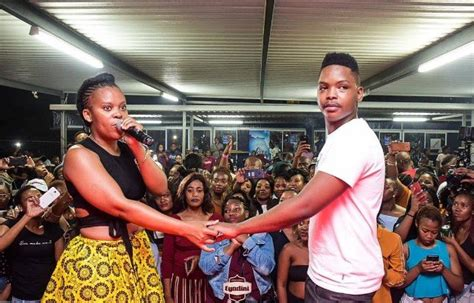 Zodwa Wabantu Proposed To Her Bae And The Rings Are Hella