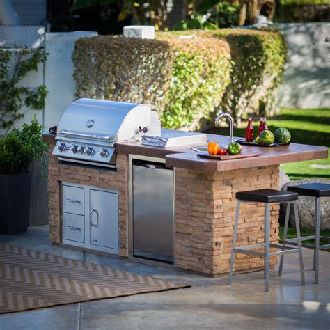 Island Grill by Bull Bbq Grill Island Outdoor Kitchens At Hayneedle