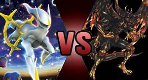 Arceus Vs Deoxys | www.pixshark.com - Images Galleries ...