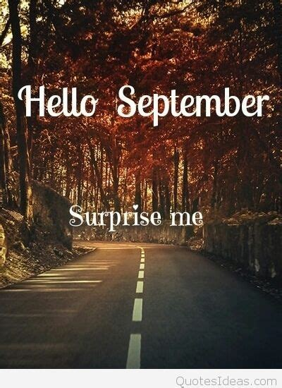 september sayings cards images wallpapers