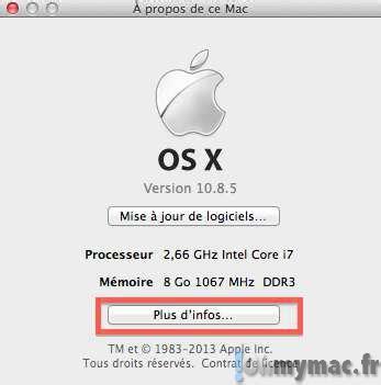 afficher disque dur bureau mac afficher l 39 utilisation du disque dur mac et voir ce qui