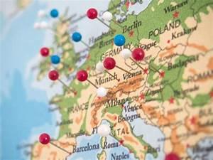 Weltkarte Auf Pinnwand : dekoidee reise weltkarte zum pinnen smilesfromabroad ~ Markanthonyermac.com Haus und Dekorationen