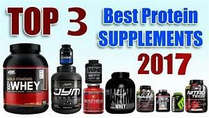 Top 3 Best Protein Powder For Bodybuilding
