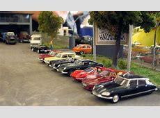 Auto Repair Shop Diorama