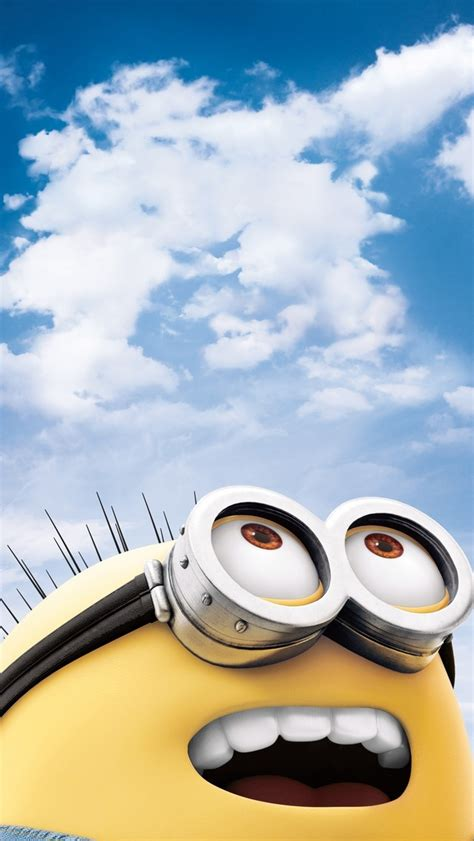 Free Minion Wallpaper For Iphone Wallpapersafari