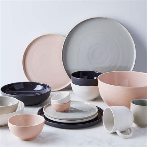 shaker ceramic dinnerware  food