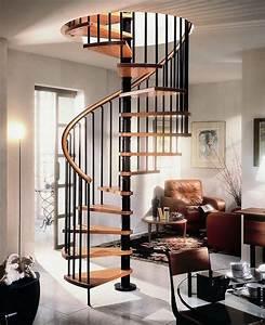 Escalier En Colimaçon : escalier colima on droit ou suspendu 60 id es de design ~ Mglfilm.com Idées de Décoration