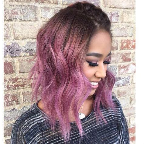 50 Amazing Lavender Hair Ideas for a Compelling Style