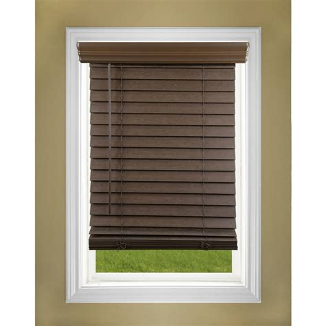 wood blinds walmart dezfurnishings cordless venetian blind walmart