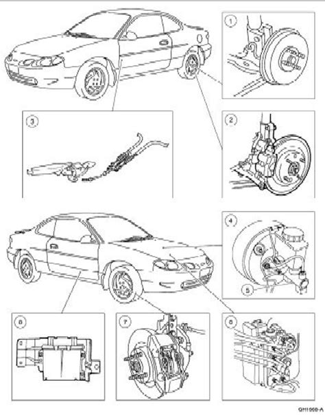 manual reparaci 243 n servicio ford 1996 1997 1998 1999