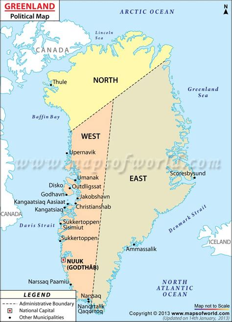 greenland map travel greenland map map country maps