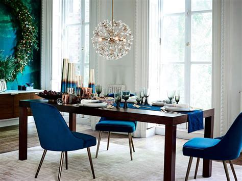 Modern Dining Room Chairs by Home For The Holidays 15 Festive Dining Chairs To Dress