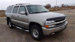 2001 Chevy Suburban 2500 Lt   Stock   0491