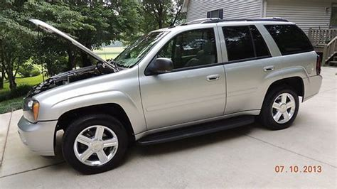 Find Used 2008 Chevy Trailblazer Lt, 4.2l, 2wd In Paint